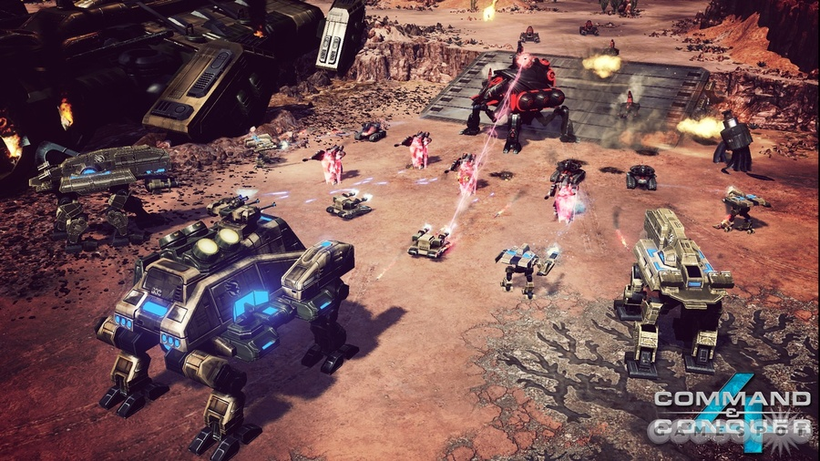 Command & Conquer 4 обойдется без выделенных серверов и LAN