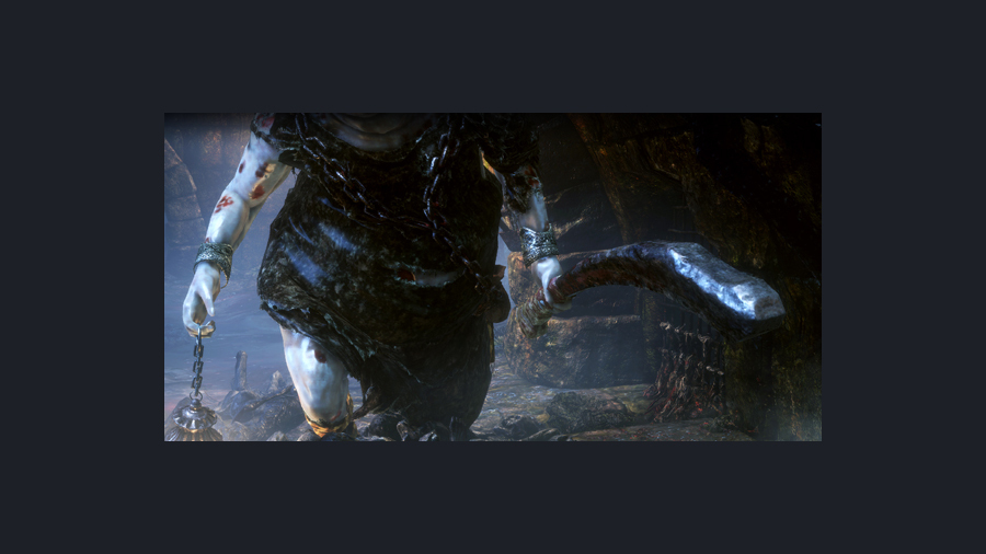 Тизер-скриншот Bloodborne