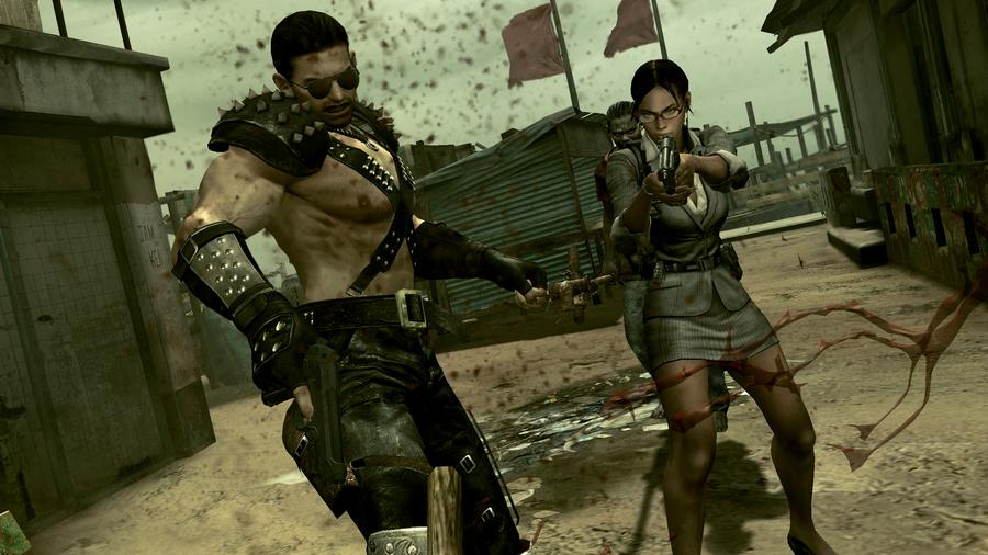 Resident Evil 5 Gold Edition Torrent Games Torrent