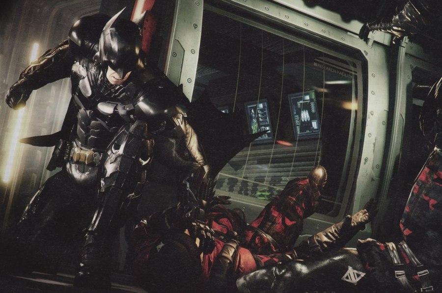 Скриншоты batman arkham knight бэтмен и