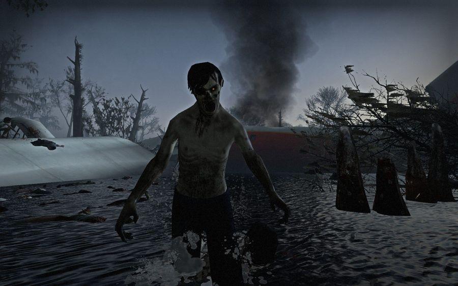 Скачать игру - Left 4 Dead 2 (2009/RUS/RePack) Скачать с (vip-file.com.