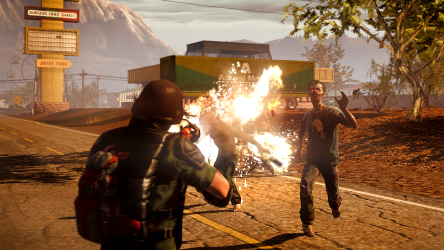 State of Decay: Year-One Survival Edition (2015) PC - Скриншот 2