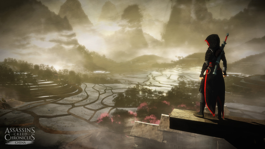Assassin's Creed Chronicles: China (2015) PC - Скриншот 3