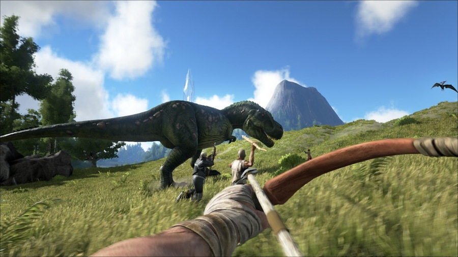 ARK Survival Evolved Free Download Pc Game - Hit2k