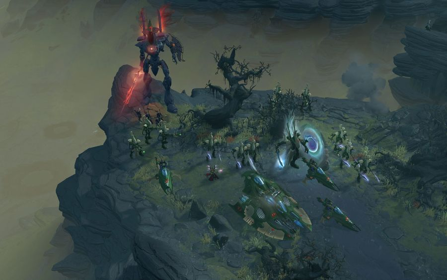 скачать игру вархаммер 40000 Dawn Of War 3 - фото 9