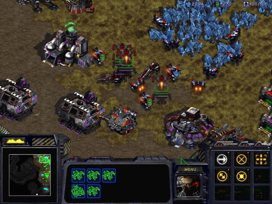 Патч К Starcraft Для Ggc
