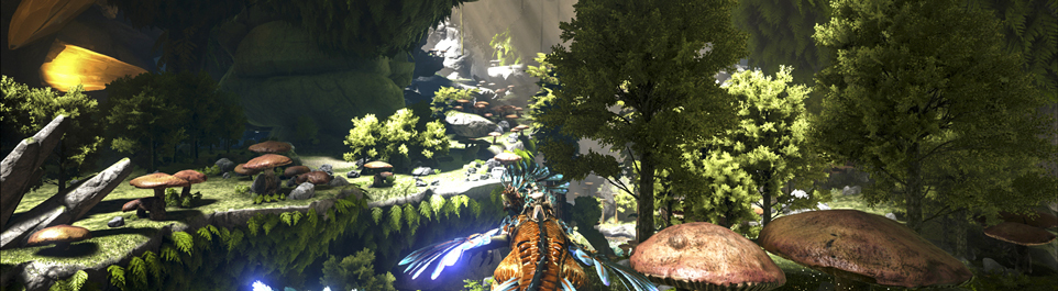 Ark-survival-evolved----