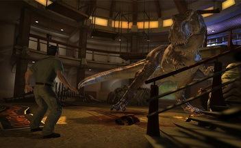 Анонсирован проект Jurassic Park
