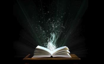 Magic-book