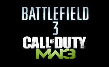 Северный чарт: Modern Warfare 3 против Battlefield 3