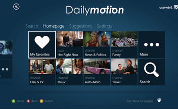 Dailymotion-360
