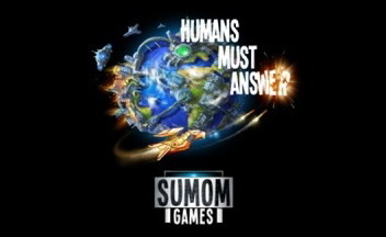 Human-must-answer-logo