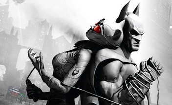 Batman-arkham-art
