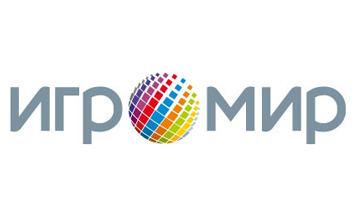 Картинки по запросу игромир логотип