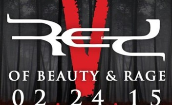 "Red ""Of Beauty and Rage"""