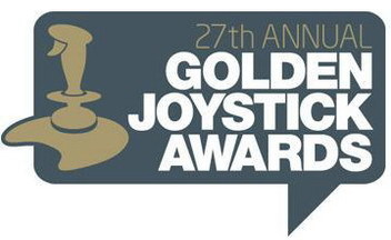Golden-joysticks