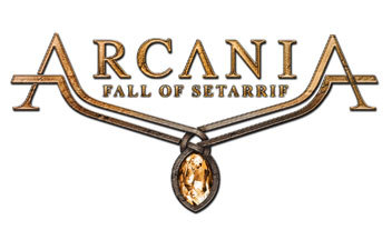 Arcania-fall-of-setarrif-logo
