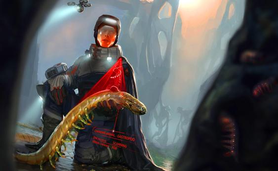 Создатели God ofWar выпустят игру про иные миры