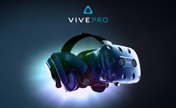 HTC объявила оначале приёма заказов нашлем Vive Pro