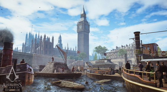 Assassin`s Creed Syndicate скриншот