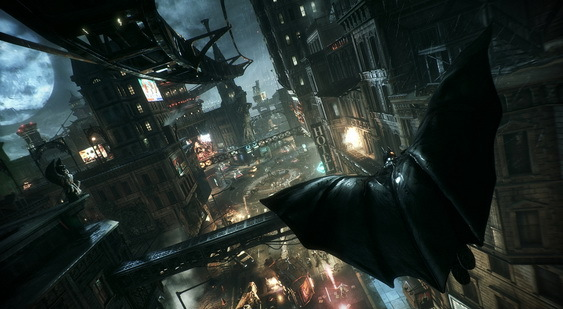 Batman Arkham Knight скриншот