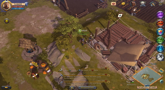 Albion Online скриншот