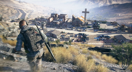 Ghost Recon Wildlands скриншот