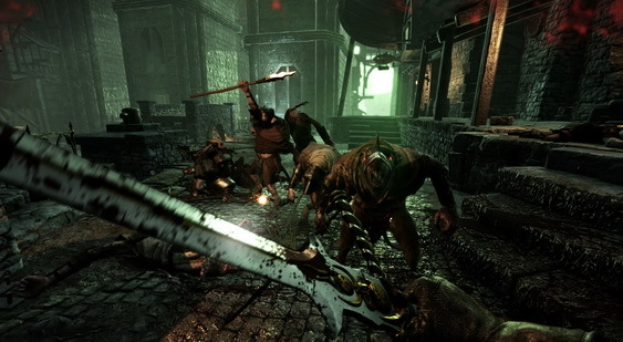 Warhammer: End Times Vermintide скриншот