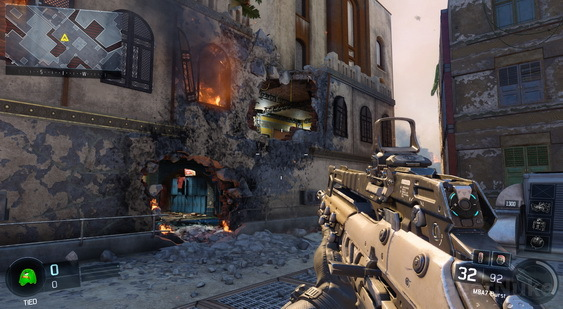 Call of Duty: Black Ops 3 скриншот