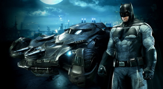 Batman: Arkham Knight скриншот