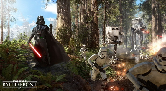 Star Wars: Battlefront скриншот