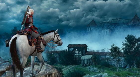 The Witcher 3: Wild Hunt скриншот