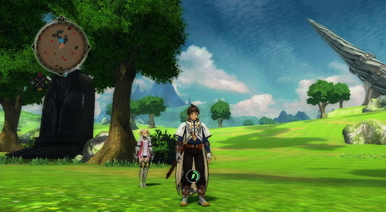 Tales of Zestiria скриншот