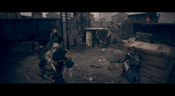 The Order: 1886 скриншот