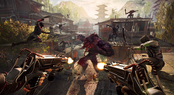 Shadow Warrior 2 скриншот