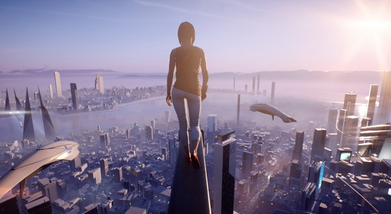 Mirror's Edge: Catalyst скриншот