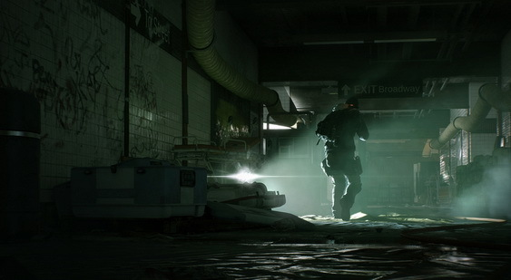 Tom Clancy`s The Division скриншот