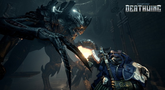 Space Hulk: Deathwing скриншот