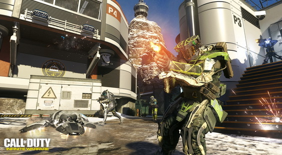 Call of Duty: Infinite Warfare скриншот