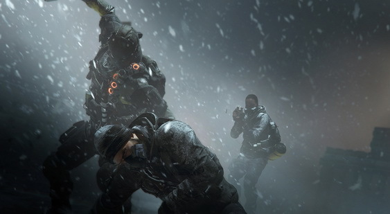 Tom Clancy`s The Division - Survival скриншот