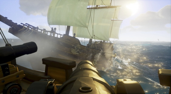 Sea of Thieves скриншот