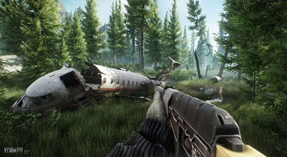 Escape From Tarkov скриншот