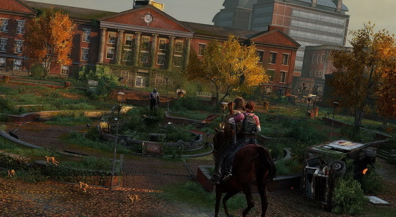 The Last of Us скриншот