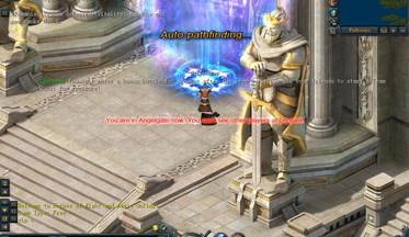 Heroes of Might and Magic Online. Героический лабиринт (ЗБТ)