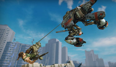 Обсуждение игр, новинки игр. Bionic-Commando