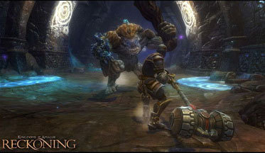 Kingdoms of Amalur: Reckoning. Великолепная четверка.