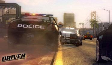 Driver San Francisco на PS3.
