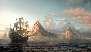 Превью Assassin's Creed 4: Black Flag. Персонаж и его корабль