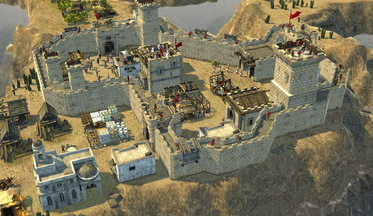 Stronghold Crusader 2 скриншот