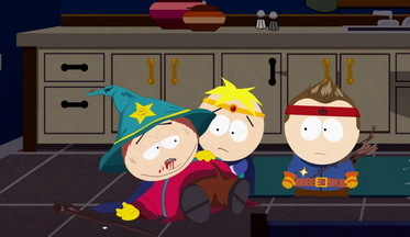 South Park: The Stick of Truth скриншот